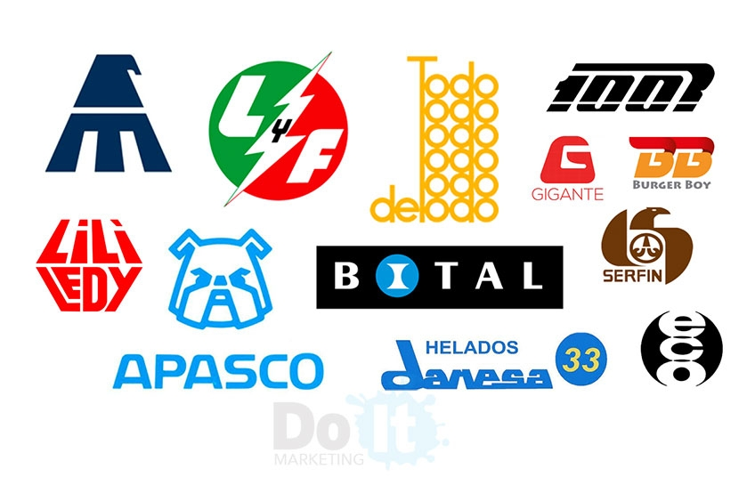 El logo de tu empresa evoluciona con tu mercado for Empresa logos