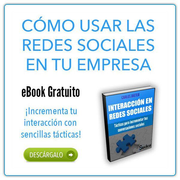 eBook Interacción en Redes Sociales