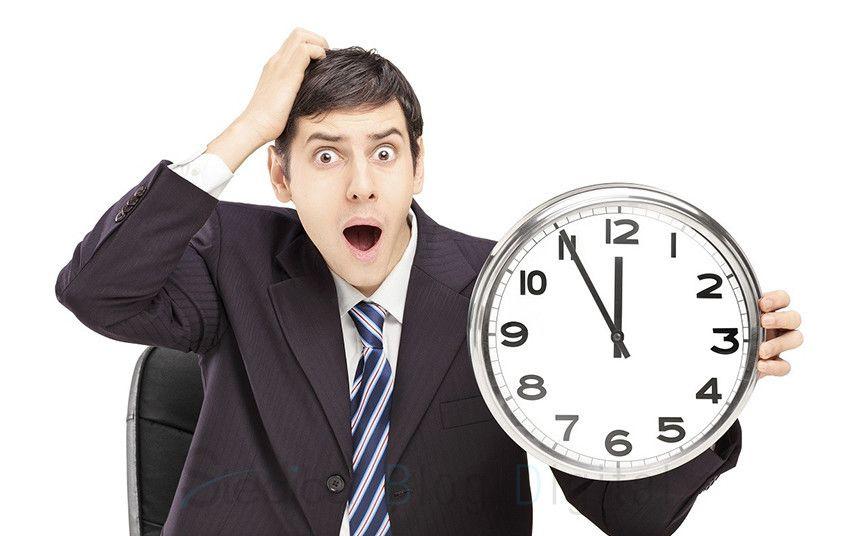 blogger tiempo calendario
