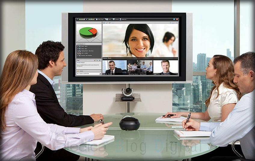 video conferencia webinar